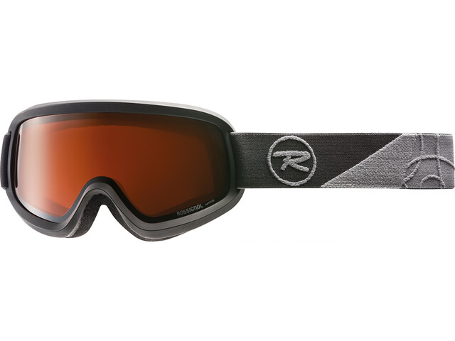 Rossignol Ace Grey Lunettes de protection Homme, cylindrical